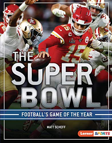The Super Bowl: Football's Game of the Year (The Big Game (Lerner  Sports)) (English Edition)
