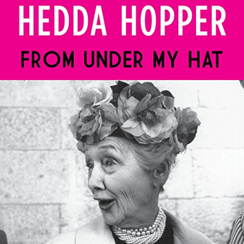 From Under My Hat audiobook cover art