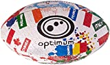 Optimum World Nations Mini Ballon Multicolore Mini