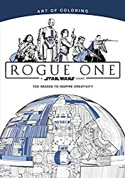 Rogue One Star Wars Art Of Disney Coloring Book