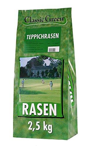 Hega 2086001 Classic green Teppichrasen