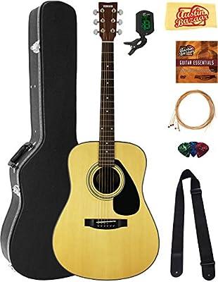 Yamaha F325D Dreadnought Acoustic Guitar Bundles