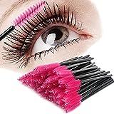 Zoom IMG-1 cineen 100 pcs eyelash brushes