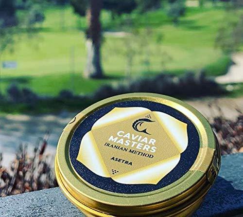 Caviar Siberiano Clásico Premium Nacional 20grs