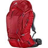 Gregory Mountain Products Baltoro 75 Liter Men's Backpack, Spark Red, Small