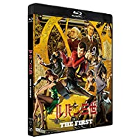 【Amazon.co.jp限定】ルパン三世 THE FIRST[Blu-ray(通常版)]