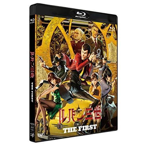 ルパン三世 THE FIRST[Blu-ray通常版]