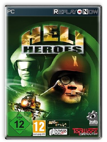 Replay Now: HeliHeroes