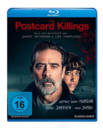 Postcard Killings [Blu-ray]