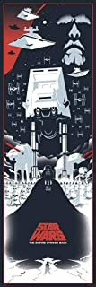 Star Wars: Episode V - The Empire Strikes Back - Door Movie Poster (Darth Vader & The Empire - Pop-Art Design) (Size: 21 x 62 Inches)