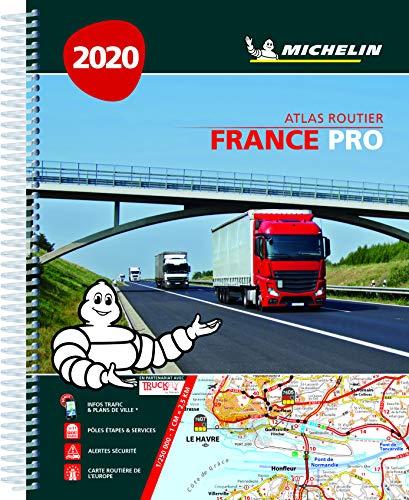 Atlas France Pro Michelin 2020