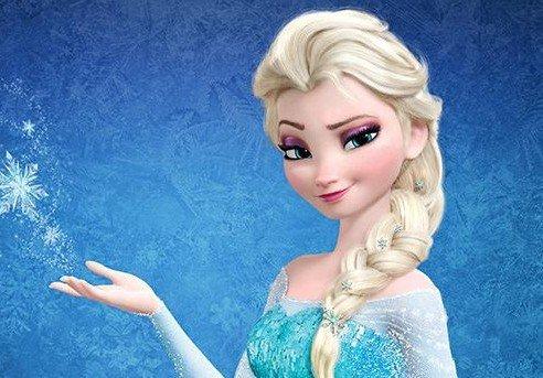 『ウィッグ コスプレ エルサ アナと雪の女王 king&queen&joker』のトップ画像