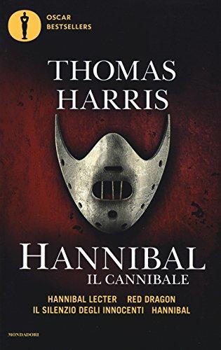 Hannibal il cannibale: Hannibar Lecter-Red Dargon-Il silenzio degli innocenti-Hannibal