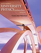 Best university physics by young & freedman 14th edition Reviews