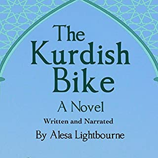 The Kurdish Bike: A Novel cover art