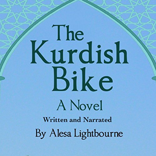 The Kurdish Bike: A Novel audiobook cover art