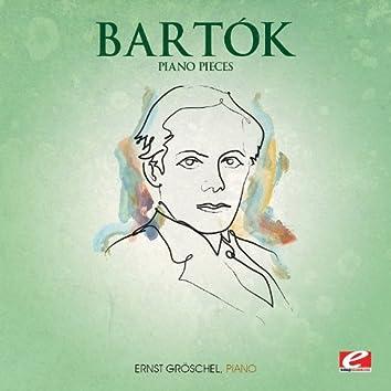 Bartók: Piano Pieces (Digitally Remastered)
