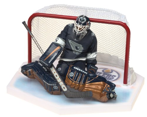 McFarlane Toys NHL Sports Picks Series 4 Action Figure: Tommy Salo Short Prin...