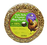 Nature's Grub Ajo, Hierbas y Algas Mega Pecker 1,2 kg