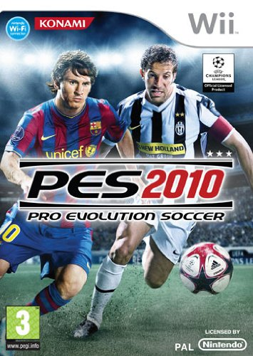Pro Evolution Soccer 2010 [Importación italiana]
