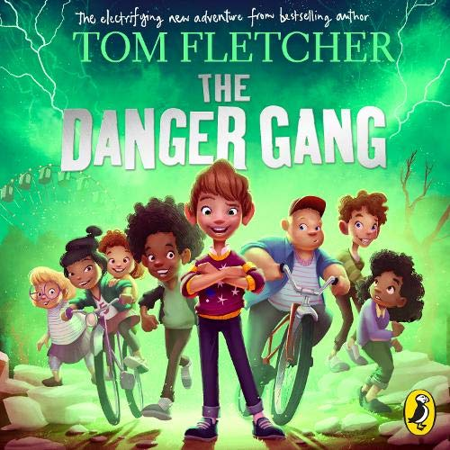 The Danger Gang  By  cover art