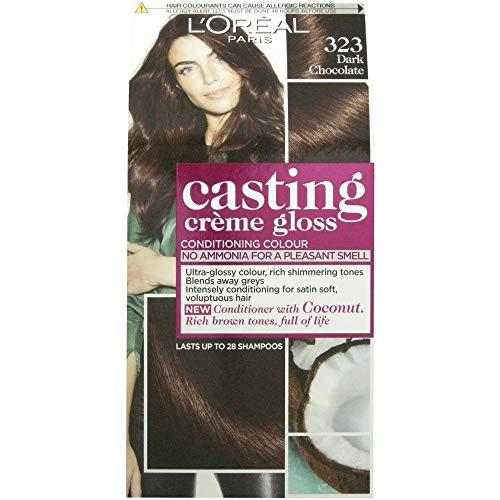 L'Oréal Casting Crème Gloss Chocolat noir 323
