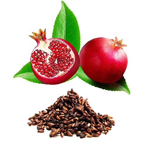 Premium Granatapfelkerne 2 Beutel 30 Teile beutel Getrocknete Granatapfelkerne Gesundes Bio für den Gartenbau
