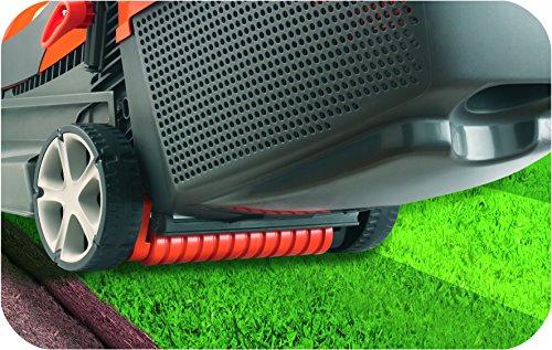 Flymo Chevron 32V Electric Wheeled Lawn Mower, 1200 W, Cutting Width 32 cm