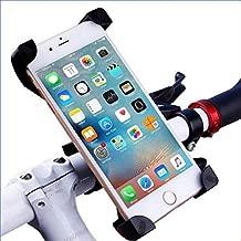 Kinbar Bicycle Mobile Phone Holder 360 ° Swivel Mobile Phone Holder Bicycle, Universal Motorcycle Mobile Holder Phone Screen Size 4.0-6.0 Inches