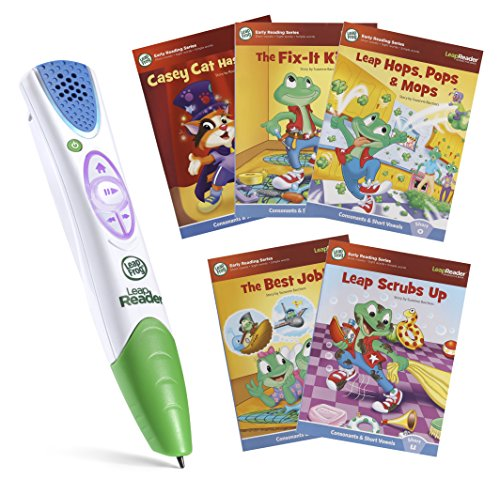 LeapFrog LeapReader System Learn-to-Read Bundle