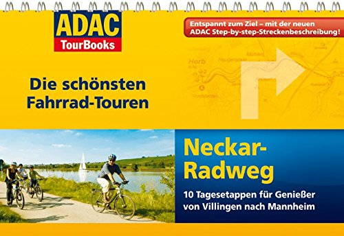 ADAC TourBooks Neckar: Die schönsten Fahrrad-Touren