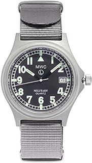 G10 Militar Reloj 100 m Rosca de versión con Corona