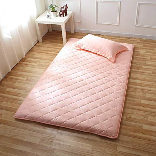 GONGFF Tatami Mattress Folding Thickened Student Dormitory Floor Mat Double Bedroom Mat (Color : F, Size : 100x200cm)
