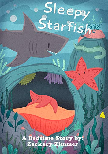 Sleepy Starfish (English Edition)