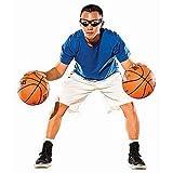 Spalding dribble goggles 8481cn accesorios de baloncesto, unisex, gris, talla única