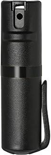 POM Pepper Spray Flip Top Pocket Clip - Maximum Strength OC Spray for Self Defense - Tactical Compact & Safe Design - 25 B...