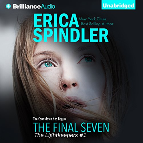 The Final Seven audiobook cover art