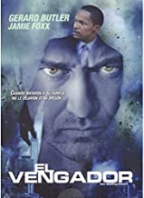 El Vengador(Law Abiding Citizen)DVD Format[Region 1&4]English with Spanish Subtitles