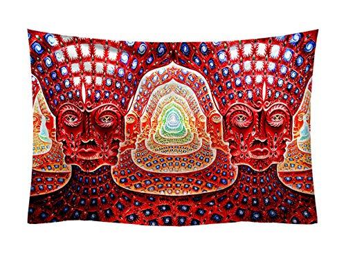 Langjitianya Tool Fear Inoculum Tapestry, Tool Fear Inoculum Album 2019 10000 Days