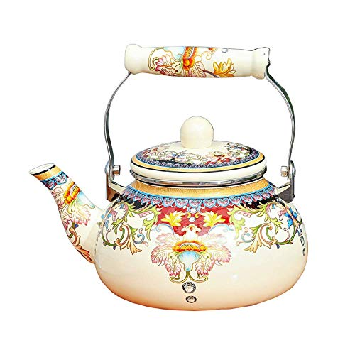 LULUTING Kettle Kettles 2.4L Thick Pot Kettle Kettle Home Induction Cooker Gas Universal Teapots