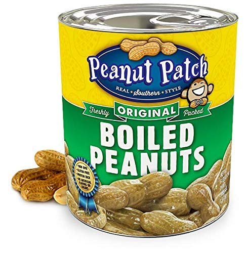 Peanut Patch Margaret Holmes Green Lowest price challenge 13.5oz cans Boiled Peanuts 2021 model