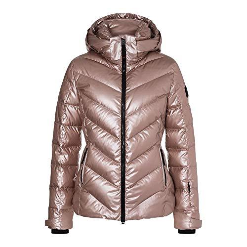 Bogner Fire + Ice Damen Ski-Jacke mit Kapuze Sassy 2-D rosa (311) 42