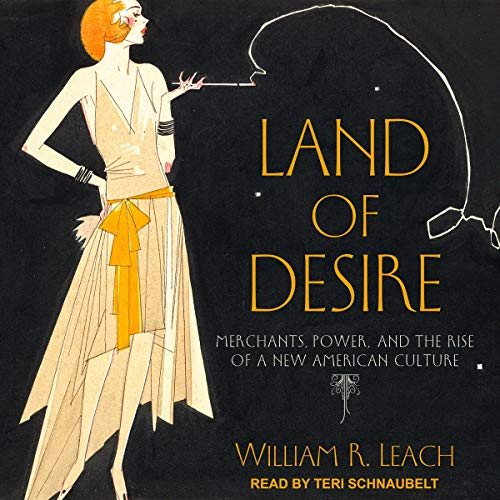 Land of Desire audiobook cover art