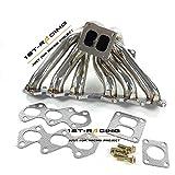 Turbo Manifold FOR Toyota Supra JZA80 Lexus IS300 2JZ-GTE Engine