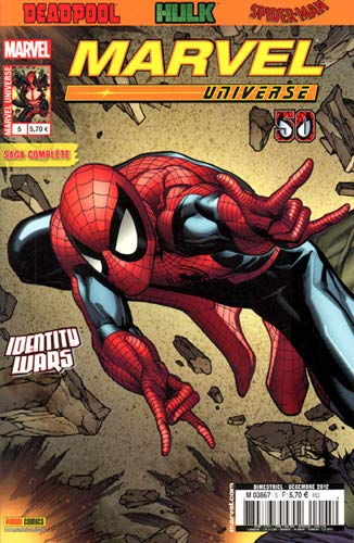 Marvel Universe, N° 5 :