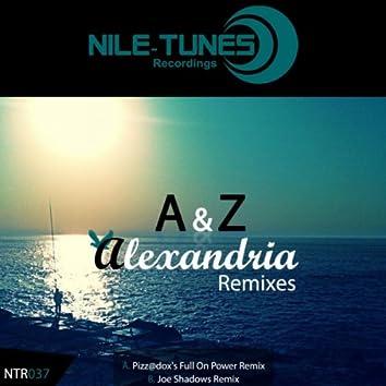 Alexandria (Remixes)