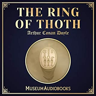 The Ring of Thoth cover art