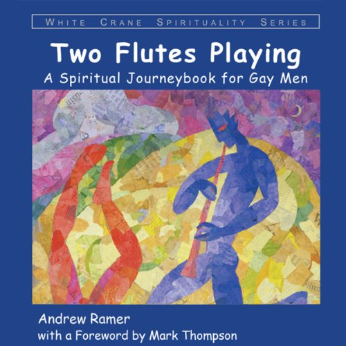 Two Flutes Playing audiobook cover art