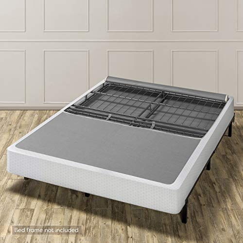 Best Price Mattress 7.5' New Steel Box Spring/Mattress Foundation-King