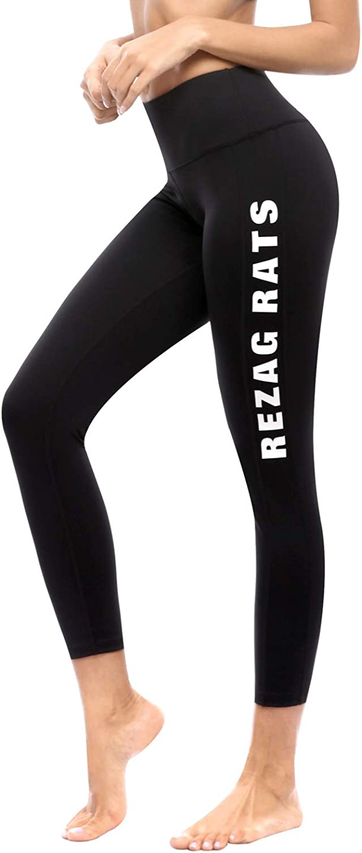 Marina Threads Womens Yoga Pants Sports Leggings Running Capris Gym Tights